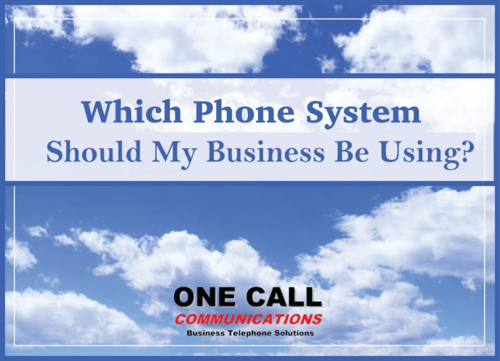 Which Phone System Should I Use for My NC Business